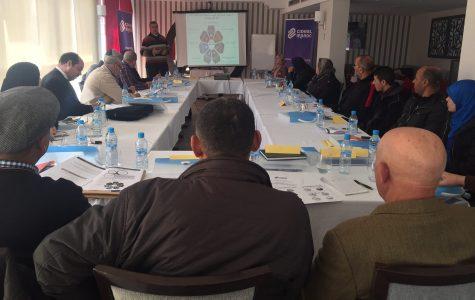 Formation à Tétouan pour renforcer le rôle des OSC dans la gestion et la protection de l'environnement