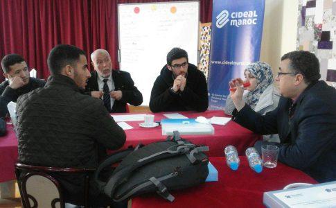 Formation d'associations de quartier en matière environnementale à Tanger, Tétouan et Al-Hoceima