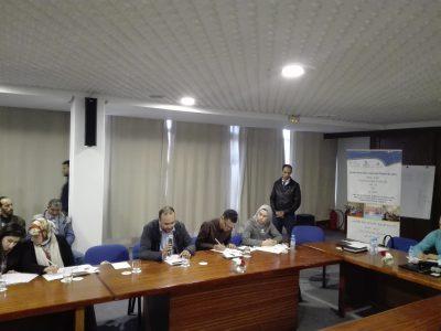 CIDEAL Maroc participe dans la rencontre sur l'égalité dans les établissements publics
