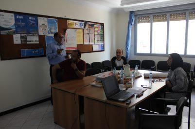 CIDEAL Maroc bénéficie du renforcement des capacités de l'équipe technique
