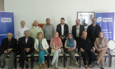 Formation aux OSC de Tanger et Tétouan sur gestion de projets et recherche de financement