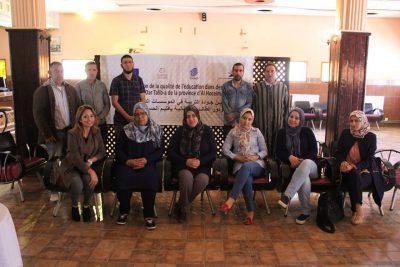 CIDEAL organise un cours de formation au cercle de Ketama