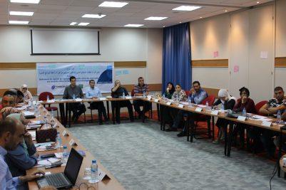 Formation en suivi et en évaluation au profit des associations de Fahs Anjra